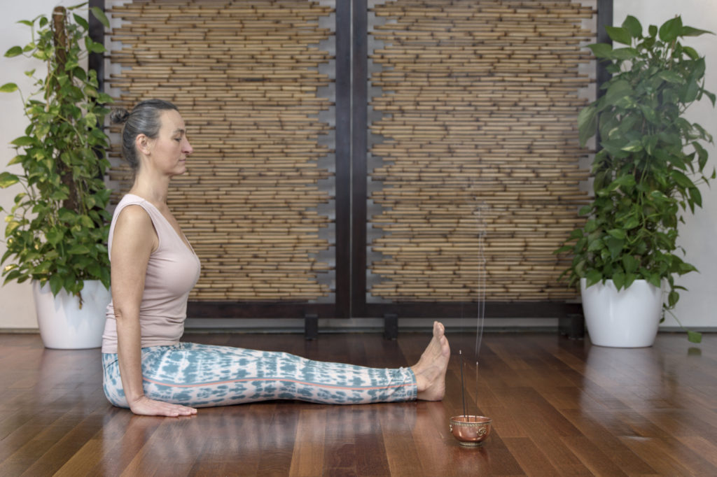 Yoga-Salon at home
